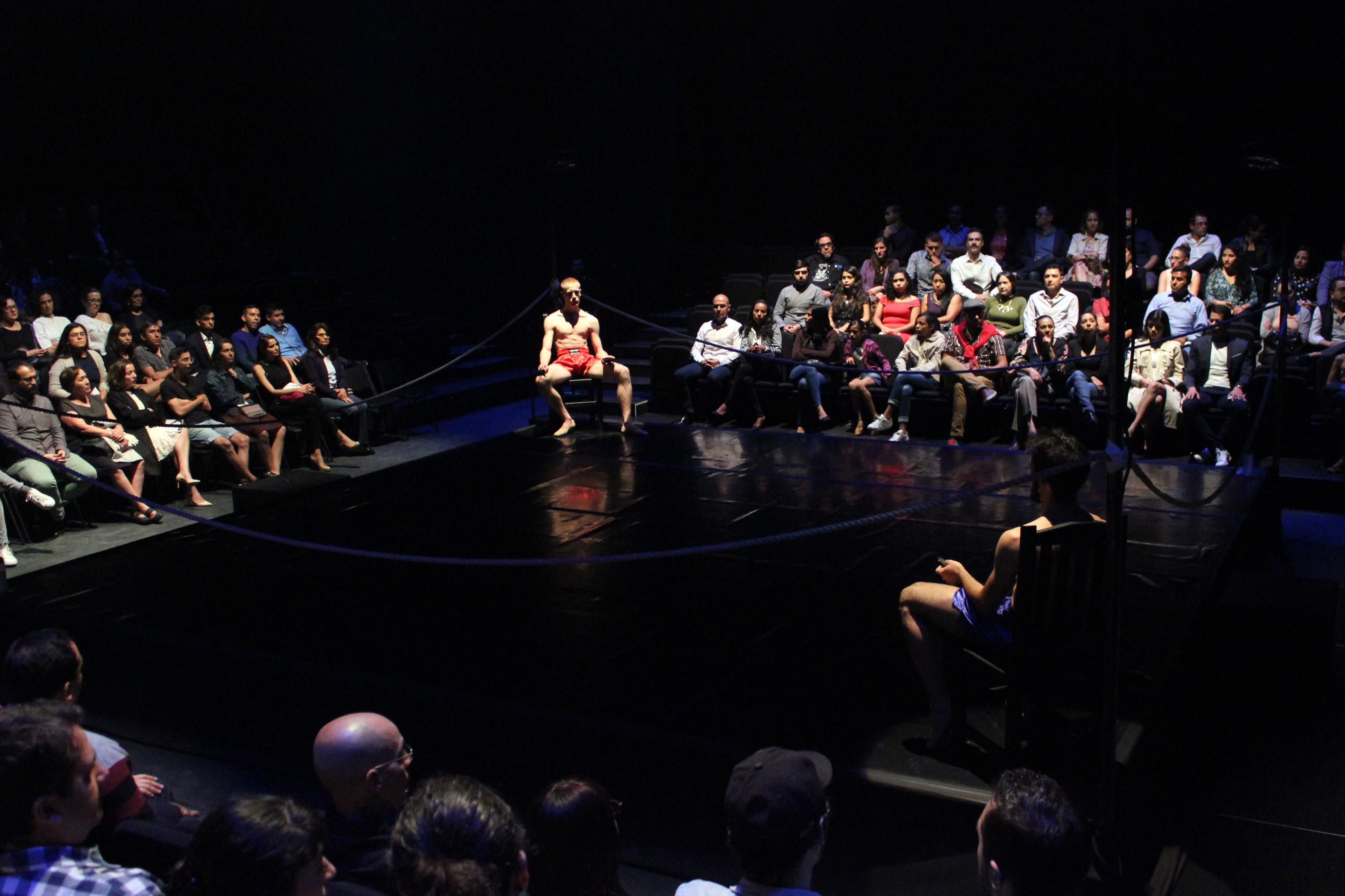 El ballet nacional de marsella se present en el festival for Sala 2 conjunto de artes escenicas