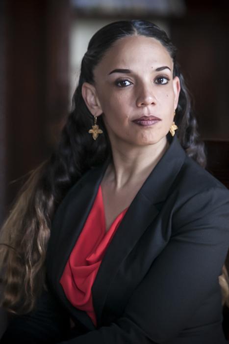 Foto del funcionario GIOVANA ELIZABETH JASPERSEN GARCÍA