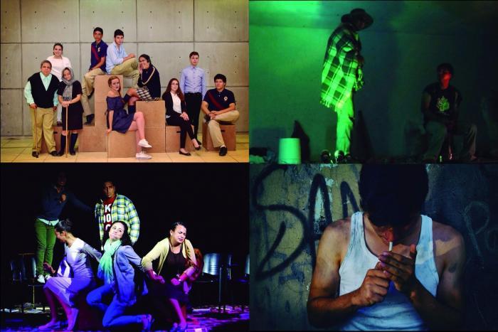 "Primer Festival de Teatro ""Abriendo Telón 2017"""