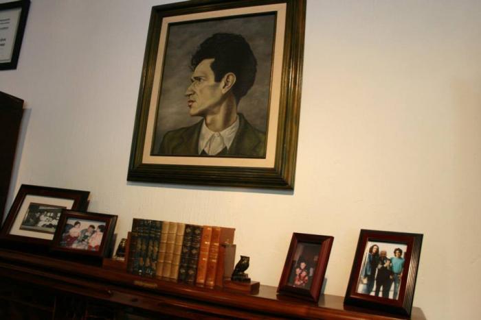 """Casa Taller Literario """"Juan José Arreola"""", en Zapotlán el Grande."""