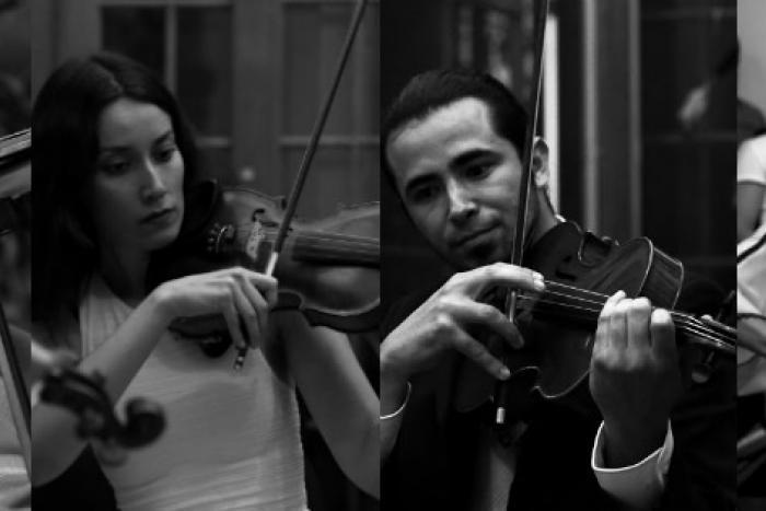 México sobre la Cuerda, Música Mexicana para Cuarteto de Cuerdas