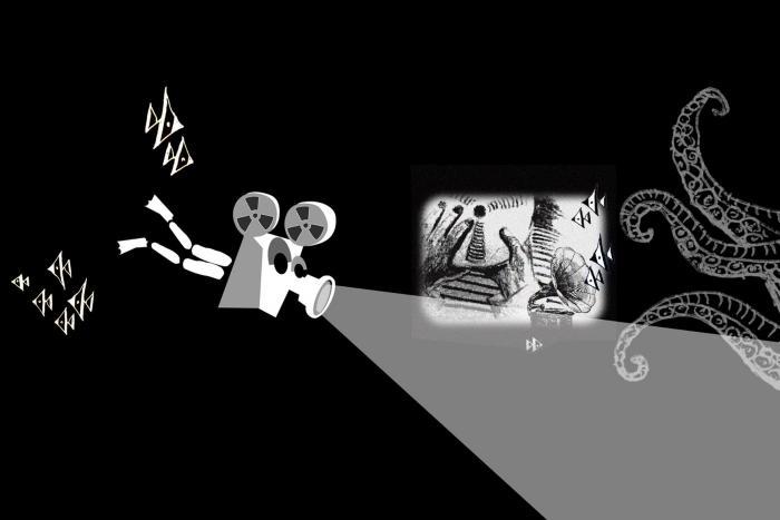 """""""Soundtrack del Cinito Ambulante"""" del Grupo """"Pneumus"""""""