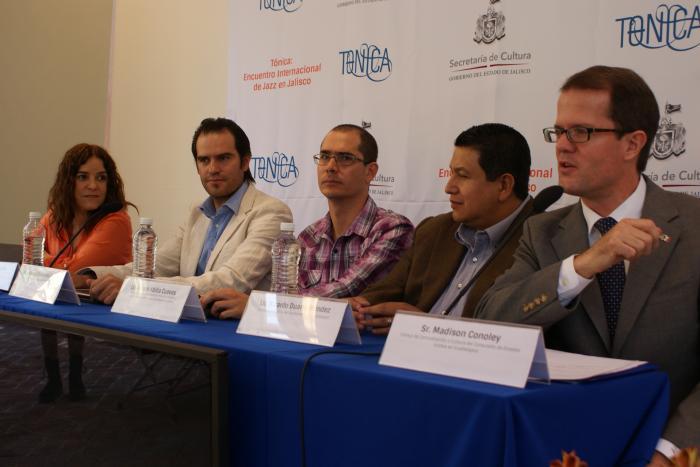Anuncian el primer Encuentro Internacional de Jazz en Jalisco