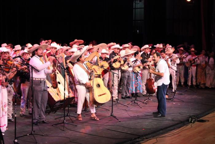 Encuentro Nacional de Mariachi Tradicional