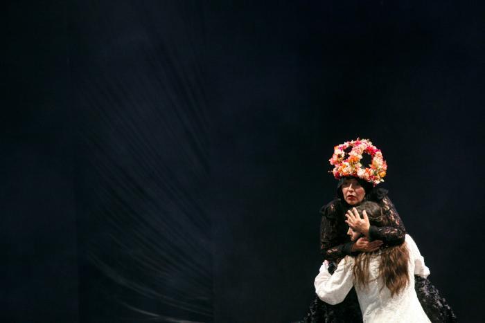 Mensaje nacional por el Día Mundial del Teatro