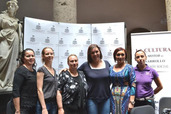 Conviven alumnos y maestros de cinco países en la IX Muestra Internacional de Ballet Clásico y Contemporáneo