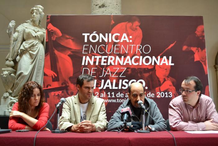 El espectáculo del jazz se toma Guadalajara