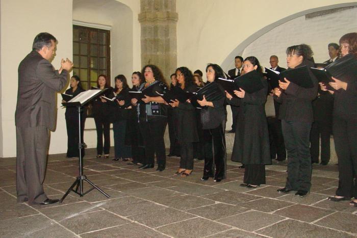Se presentará el Coro del Estado en los Martes de Música y Ópera