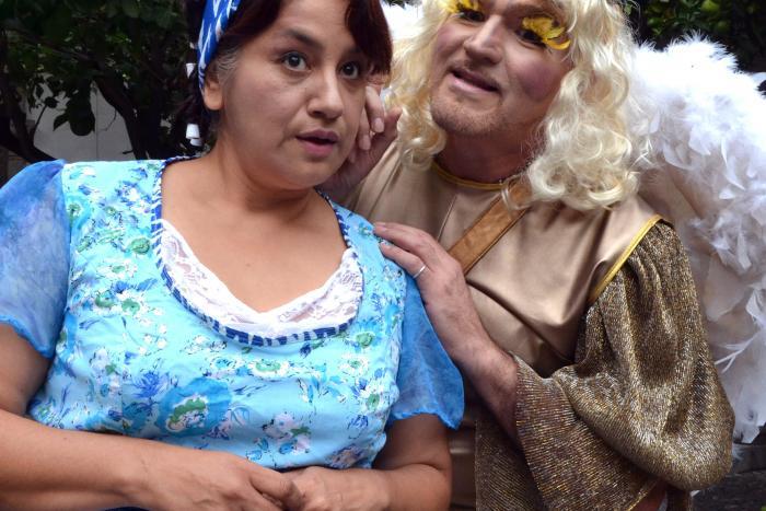 Invitan a reír y reflexionar sobre la vida actual en La Antipastorela