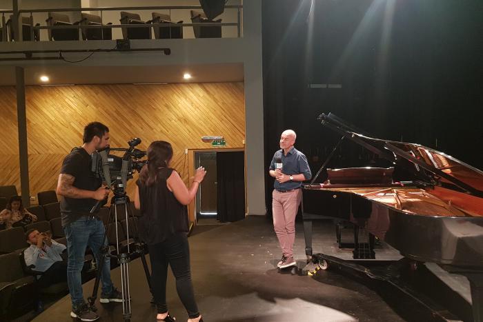 Guadalajara Singers Master Classes 2018
