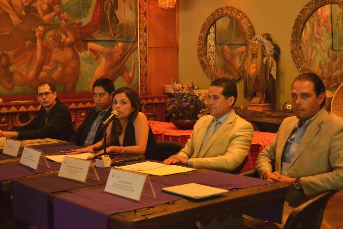 Todo listo para 1er. Festival de Cine de Tapalpa