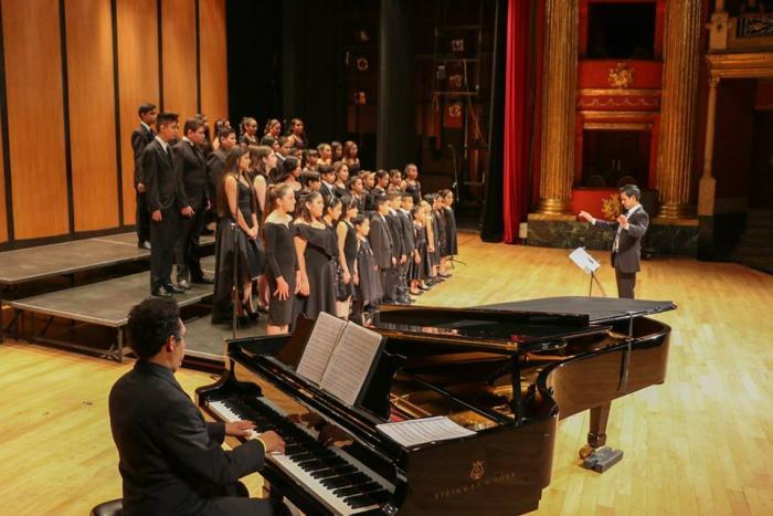Concierto del Día del Niño   Festival de Coros ECOS