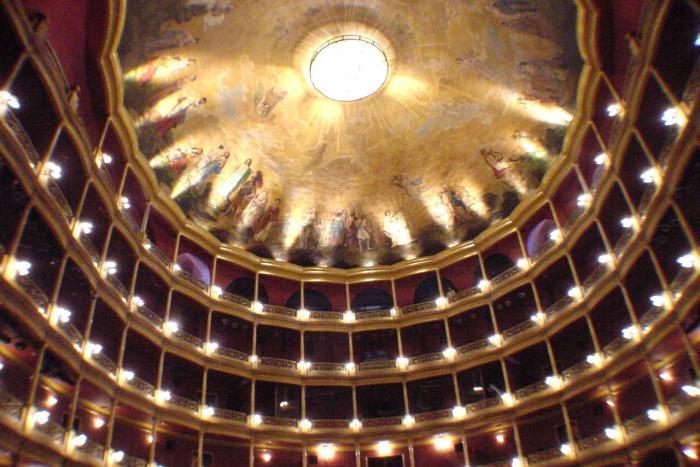 """Suben los """"Martes de Música y Ópera""""  a la Sala Principal del Teatro Degollado"""