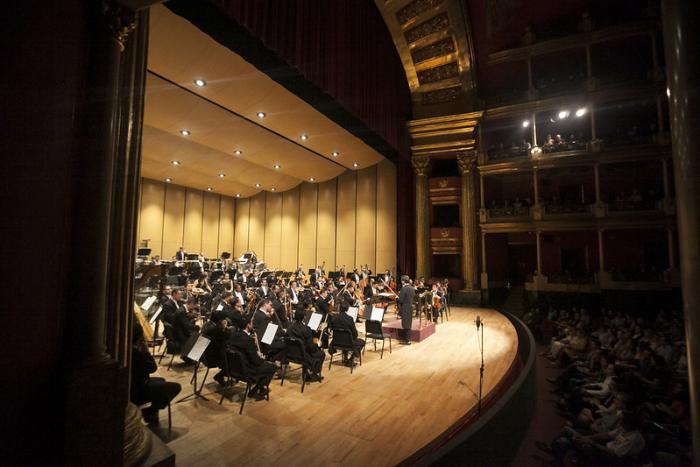 La Orquesta Filarmónica de Jalisco estrenará Segunda Temporada de conciertos presenciales en el Teatro Degollado