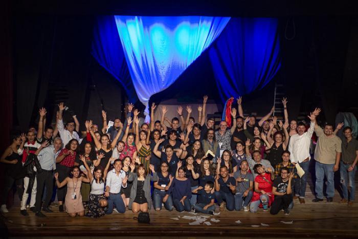 Finaliza el Encuentro de Teatro del Interior en Lagos de Moreno