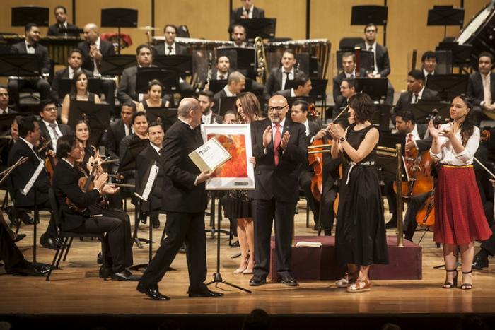 Nombran a la OFJ como Mejor Orquesta Sinfónica del país