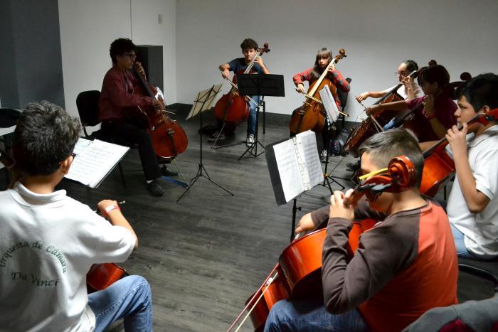 """""""ECOS, música para la paz"""" se reinventa para mantener su misión en Jalisco"""