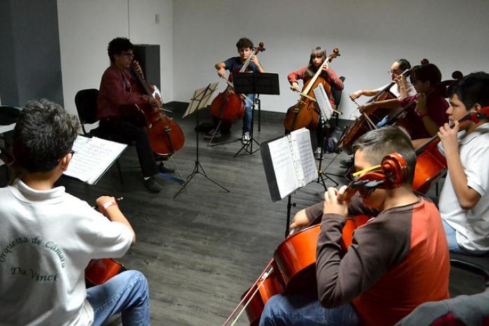 Preparan concierto de la Orquesta Sinfónica Blas Galindo y el Coro José Rolón, del programa ECOS