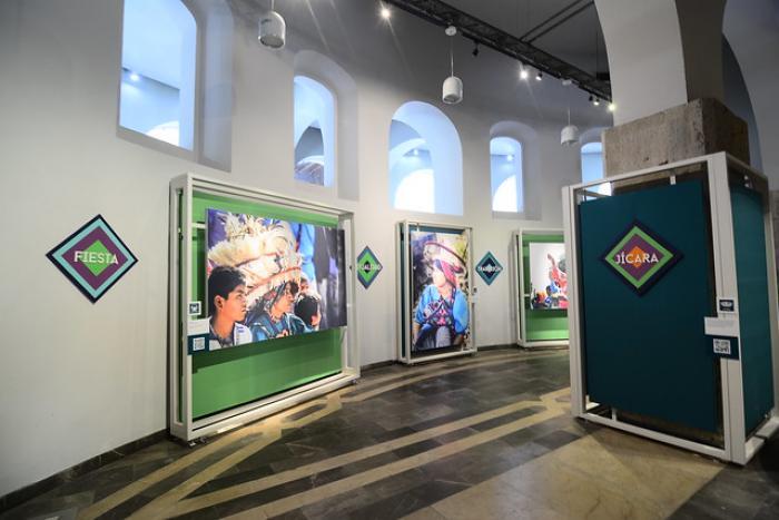 """Descubre """"Niukite, diálogos"""", la nueva exposición del Palacio de Gobierno"""