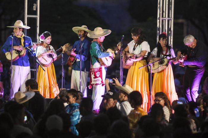 Celebran aniversario de la declaratoria del Mariachi como Patrimonio de la Humanidad