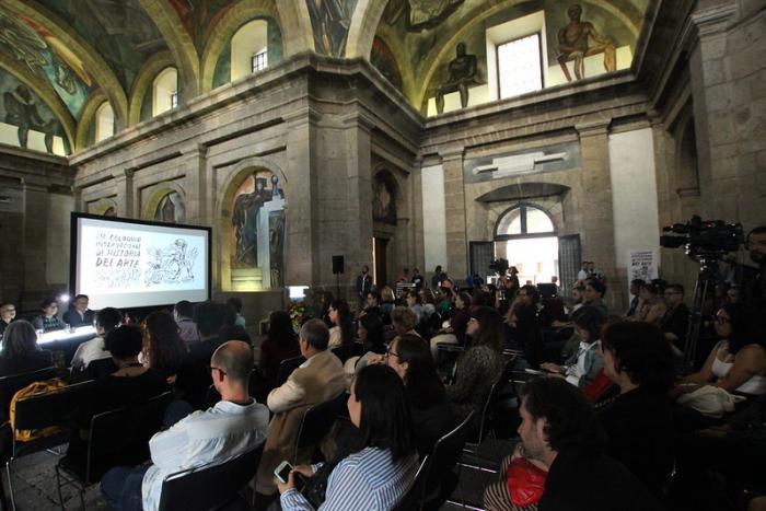 Inauguran en el Museo Cabañas el Coloquio Internacional de Historia del Arte de la UNAM
