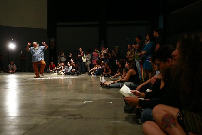 Bailarines y público despiden el Festival Onésimo González en una gran pista de baile