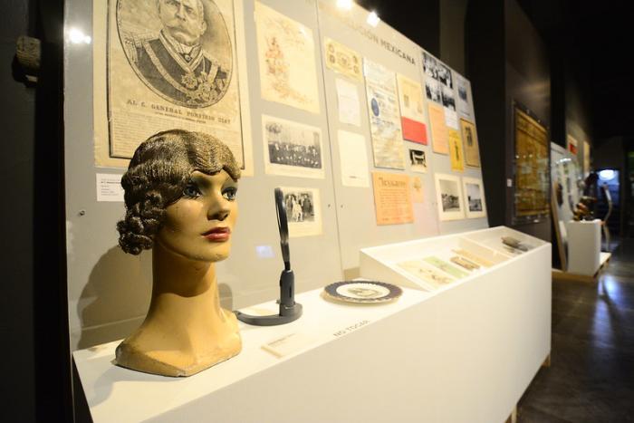 Inauguran exposición en Palacio de Gobierno, sobre la historia de la democracia en México a través de casi mil objetos