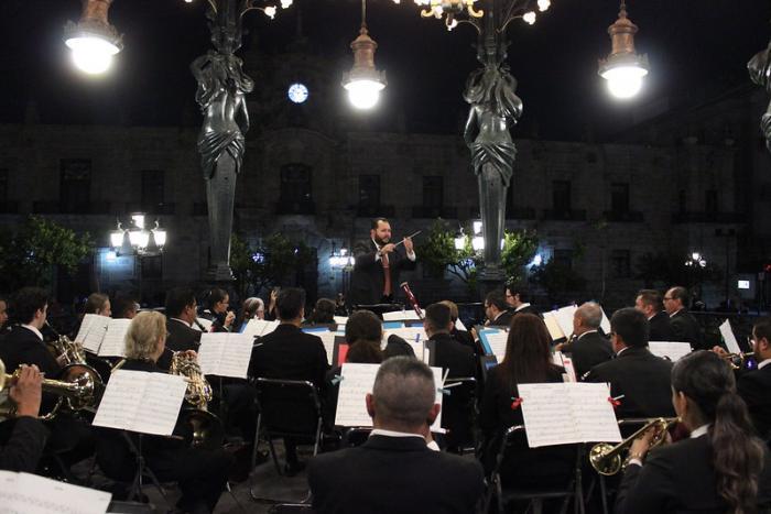 Serenatas de la Banda de Música del Estado
