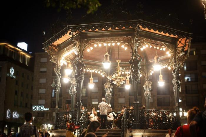Serenatas Tradicionales de la Orquesta Típica de Jalisco
