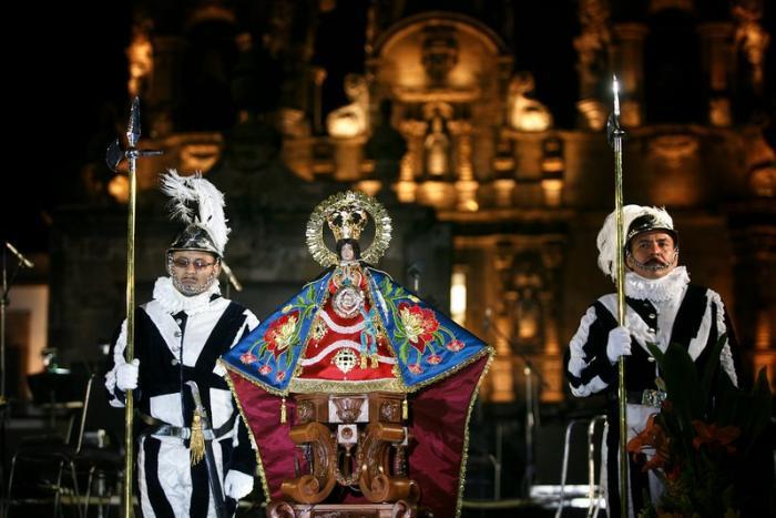 Entrega UNESCO certificación de inscripción de la Romería como Patrimonio Cultural Inmaterial de la Humanidad