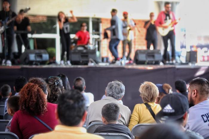 """Más de 17 mil jaliscienses reciben """"Pequeñas dosis""""  de arte y cultura"""