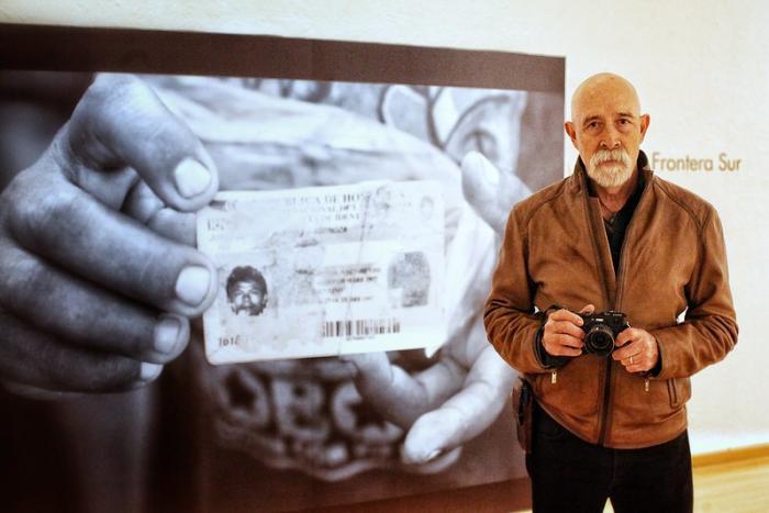 Abre Pesadilla Americana de José Hernández Claire  en el Ex Convento del Carmen
