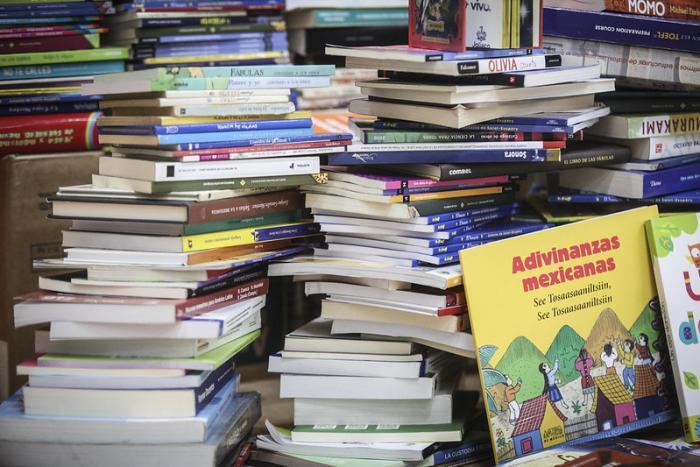 Donan 23 mil nuevos libros para las Bibliotecas de Jalisco