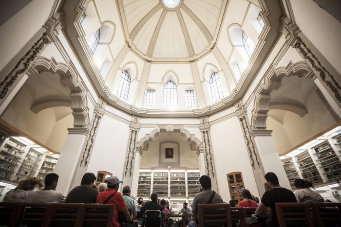 Inicia El Guardagujas su ciclo 2020  en la Biblioteca Central Estatal