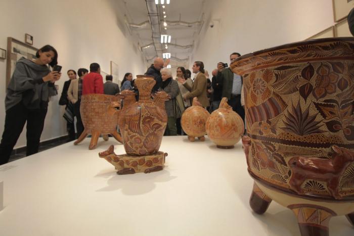 Abre sus puertas en el Museo Cabañas la exposición. Jalisco: Diálogos cruzados