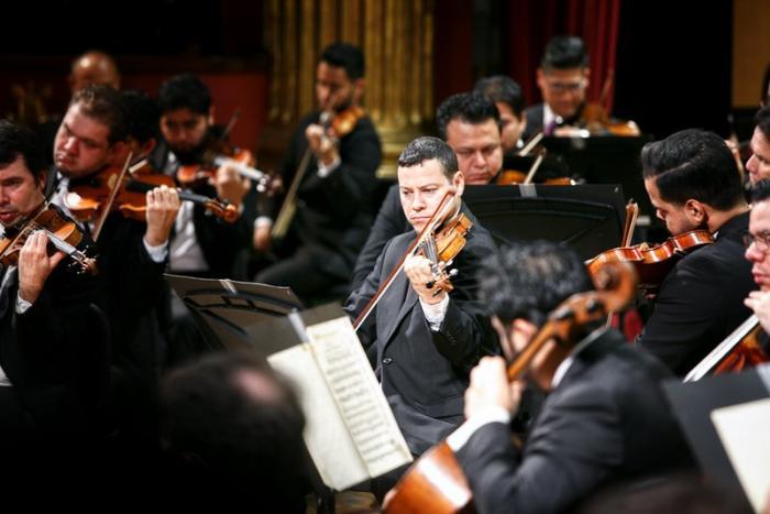 Única fecha de la OFJ esta semana con Beethoven y el simbolismo de Fauré