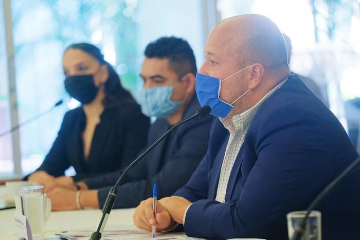 Enrique Alfaro anuncia inversión de 20 MDP para Fondo de apoyo a 2 mil 500 artistas