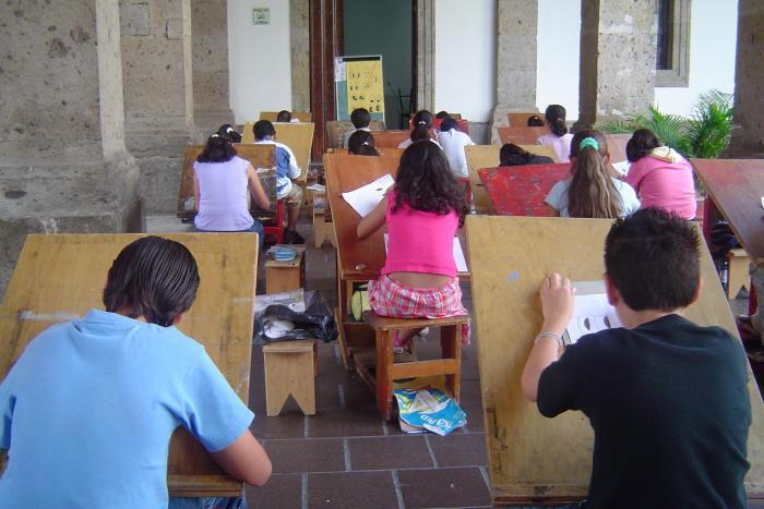 Escuela de Artes de la Secretaría de Cultura