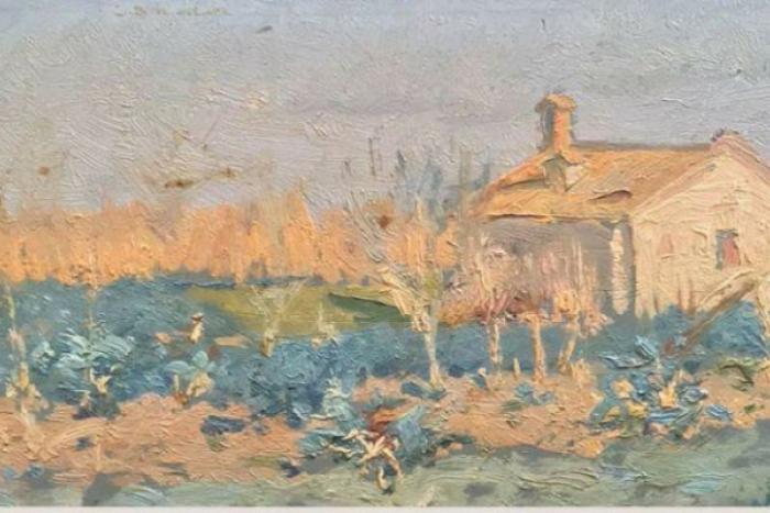 Exposición: Félix Berbardelli. Maestro de vanguardia del siglo XIX