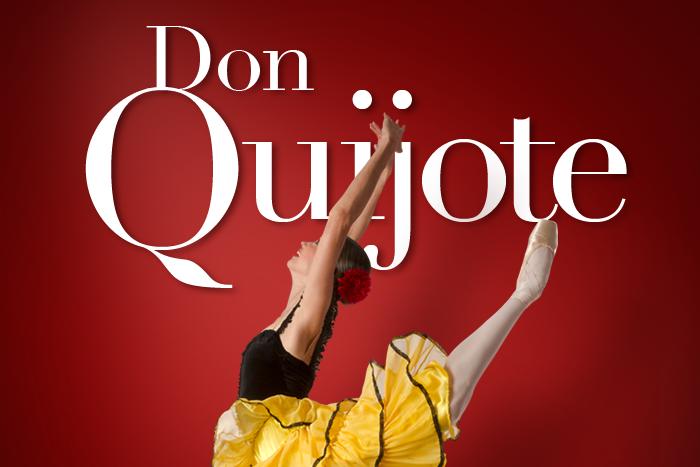 """El Ballet de Jalisco presenta  """"Don Quijote"""""""