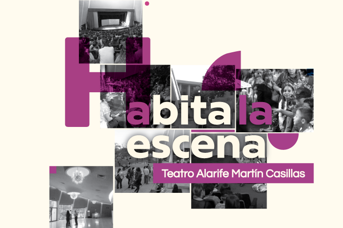 Habita la escena: Teatro Alarife Martín Casillas