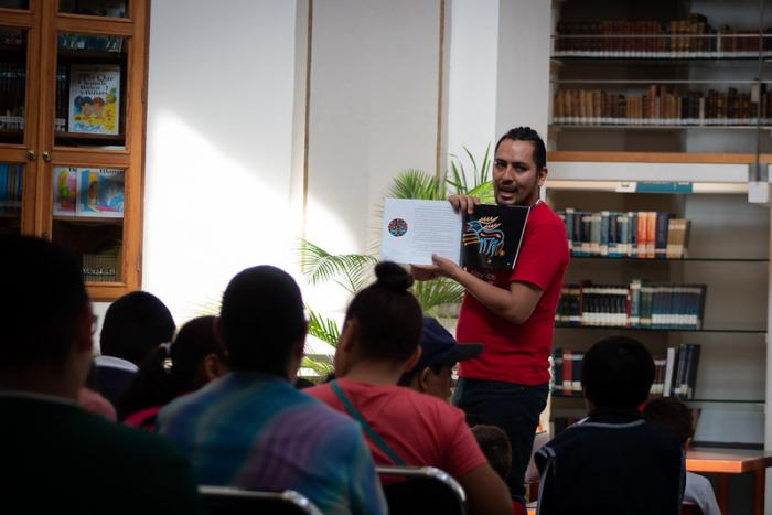 Conmemoran Día Nacional del Bibliotecario desde la distancia