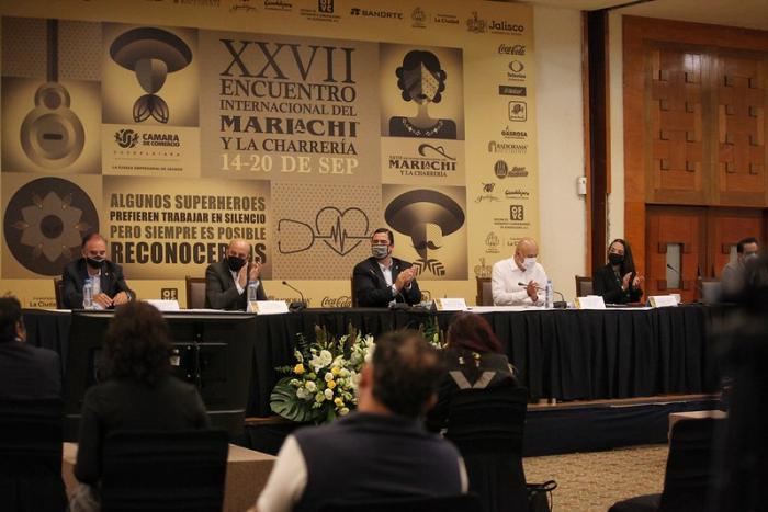 Jalisco se alista para el XXVII Encuentro Internacional del Mariachi y la Charrería