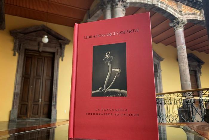 """Presentarán libro: Librado García Smart """"La vanguardia fotográfica en Jalisco"""""""