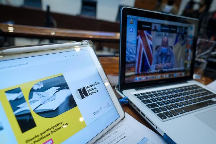 Realizan talleres de participación ciudadana en torno a Innovación para la Cultura