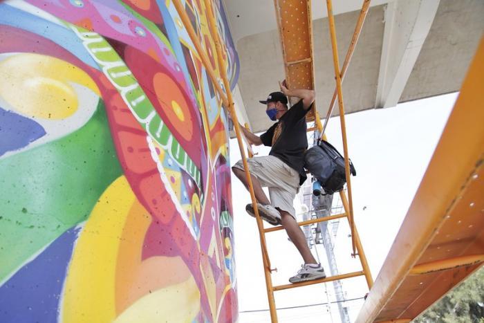 Concluyen intervenciones artísticas de Traza Jalisco