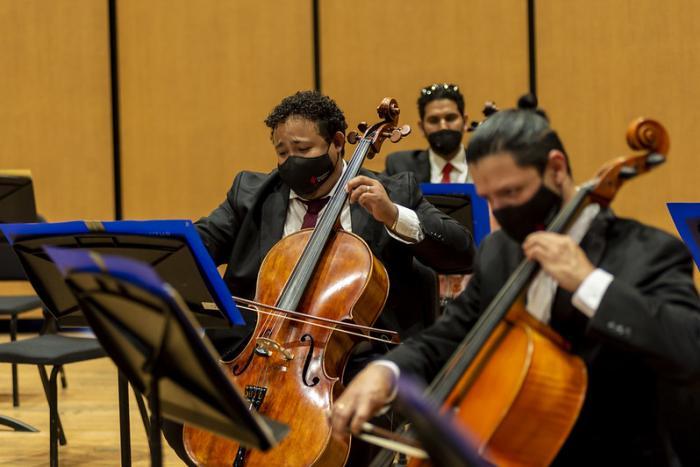 La Orquesta Filarmónica de Jalisco continúa su temporada por Jalisco TV