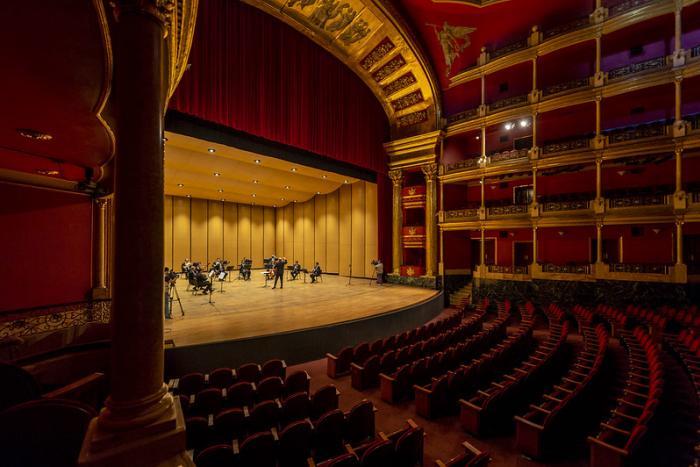 Dvorak, Grieg y Tchaikovsky en concierto con la Orquesta Filarmónica de Jalisco