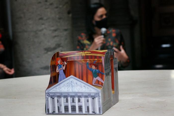 """Llevan teatro a las familias de Jalisco con el programa """"El Teatro Degollado desde mi ventana"""""""