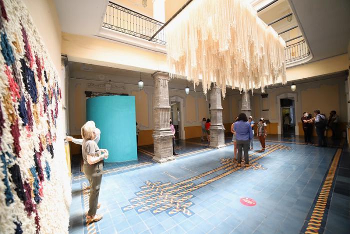 """El Museo de Artes Populares abre al público con la exposición """"Nudalia"""""""